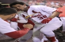Martinez drives in five as Cardinals rout Phillies 12-4