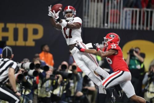 Washington Redskins UDFA profile - Cam Sims, WR, Alabama