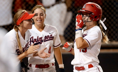 Arizona Wildcats open regional with win over St. Francis (Pa.)