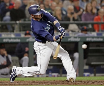 Mariners ride big seventh inning to 5-4 win over Tigers