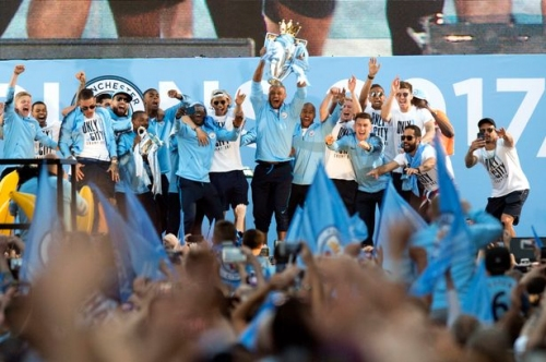 Manchester City supporters have undergone a change