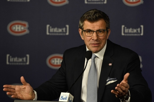 Marc Bergevin is keeping true to his word