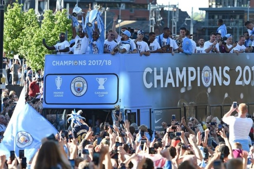 Manchester City player ratings this Premier League season