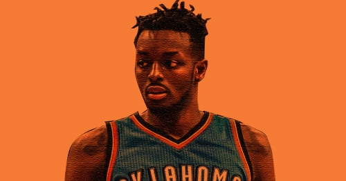 Jerami Grant says there's a good chance he'll stay with Thunder