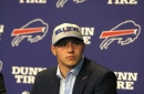 Josh Allen chooses not to clap back at Jaguars CB Jalen Ramsey
