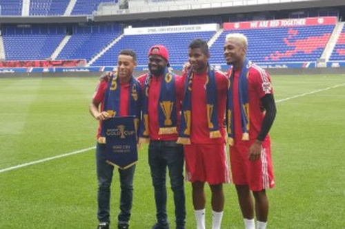 Red Bull Arena hosts 2019 Gold Cup