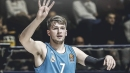 Kings telling teams they're not taking Luka Doncic if available at No.2