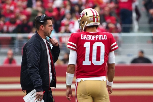 Jimmy Garoppolo will not be a 'cap hog' in the coming years