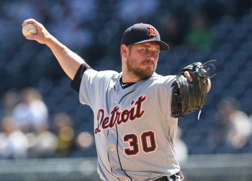 Santa Fe shooting hits close to home for Detroit Tigers' Alex Wilson