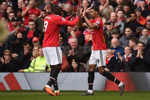 Manchester United line up vs Chelsea in FA Cup final includes Marcus Rashford but no Romelu Lukaku
