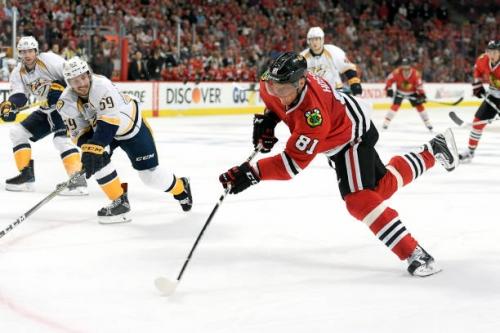 Chicago Blackhawks Marian Hossa Walks Away From NHL