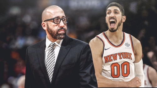 Knicks coach David Fizdale thinks Enes Kanter will remain with New York