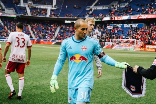 Breaking News: Captain Robles Out Against Atlanta