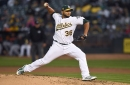 Yusmeiro Petit already proving to be a workhorse for A's