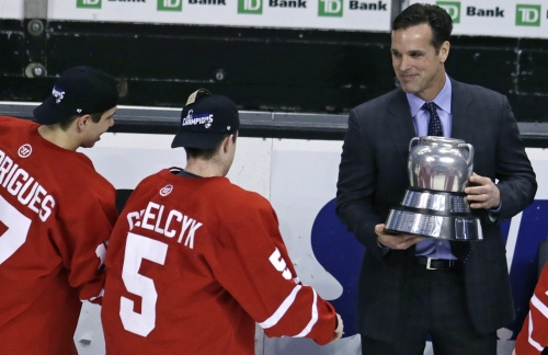 Highly likely BU's David Quinn will be Rangers next head coach
