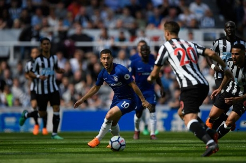 Man City plan Eden Hazard bid and more transfer rumours