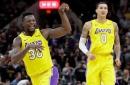 Lakers Videos: Kyle Kuzma, Julius Randle Return To Court For Offseason Workouts
