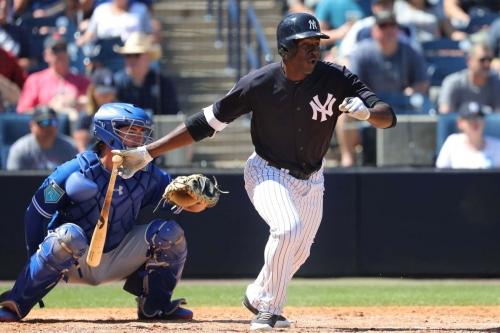 Yankees lose their best trade chip in Estevan Florial