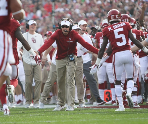 Oklahoma football: Analyst predicts Sooners will play in the College Football Playoff