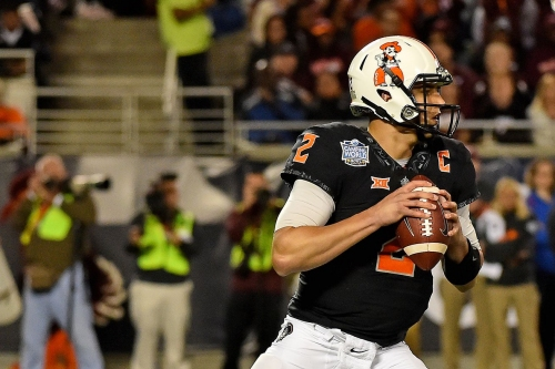 When asked which NFL team would be the best fit for him, Mason Rudolph spoke of only one team — the Steelers
