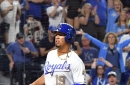 Cheslor Cuthbert placed on the disabled list with a back strain