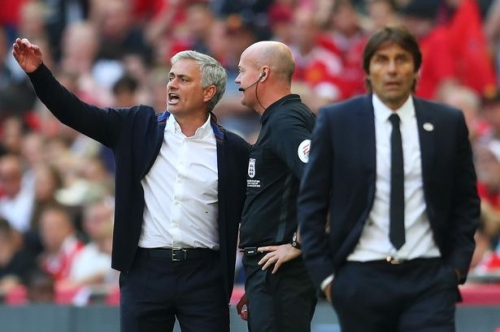 Chelsea FC 1 Manchester United 0: Miserable end to season for Jose Mourinho as Blues land FA Cup