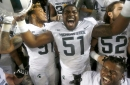 Michigan State's Kyonta Stallworth announces he's transferring