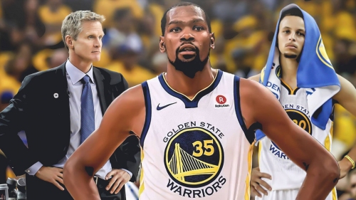 The Warriors can't be a dynasty without Kevin Durant