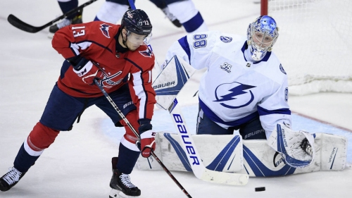 Lightning-Capitals Notebook: Special teams loom large ahead of Game 5