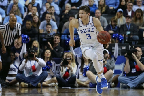 Refinement, Shooting Recommend Grayson Allen in 2018 Draft