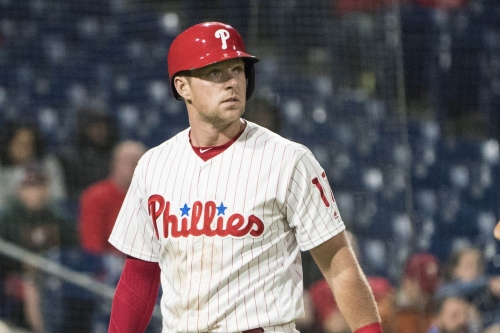 Changing Tides: Rhys Hoskins and the Bedeviling Changeup
