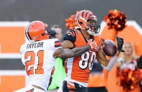 Browns' trade of Jamar Taylor to the Cardinals for 6th round pick in '20 is official