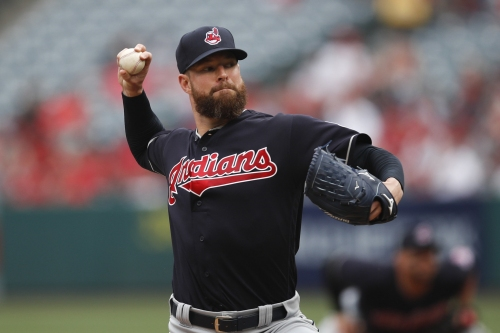 Corey Kluber moves past C.C. Sabathia for 5th place on Cleveland Indians all-time strikeout list