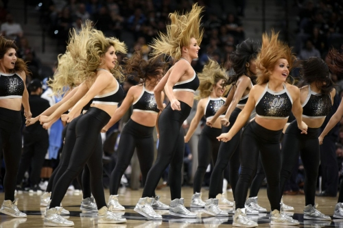 The Spurs are disbanding the Silver Dancers