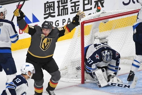 Golden Knights 3, Jets 2: 5 things we learned from Vegas' third straight win of conference final