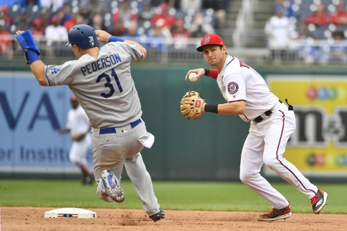 Nationals drop series opener to Dodgers, 4-1 ... but at least they played a game!!