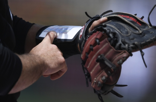 Inside the Rockies' coding system they believe eliminates the risk of stolen dugout signs