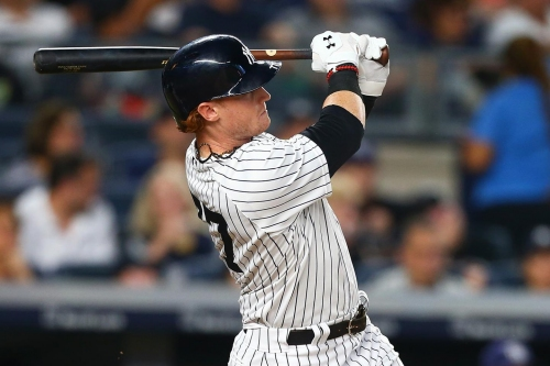 Clint Frazier set to make 2018 debut for Yankees against Royals