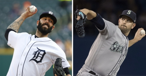 Mariners vs. Tigers: Live updates as M's, James Paxton host Detroit