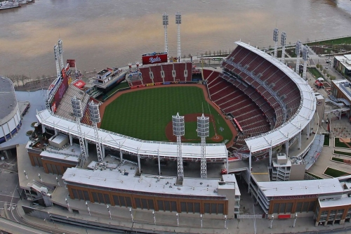 Cubs, Reds play Game 2 of split doubleheader