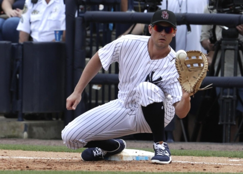 Greg Bird moves up to Triple-A as he nears return to Yankees
