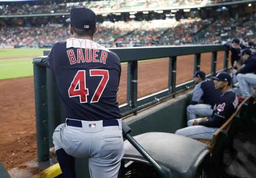 Cleveland Indians' Terry Francona weary of Trevor Bauer trolling the Houston Astros