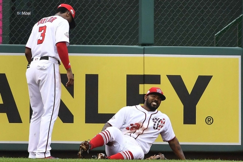 Washington Nationals: Howie Kendrick placed on 10-Day DL with achilles injury; Jefry Rodriguez recalled...