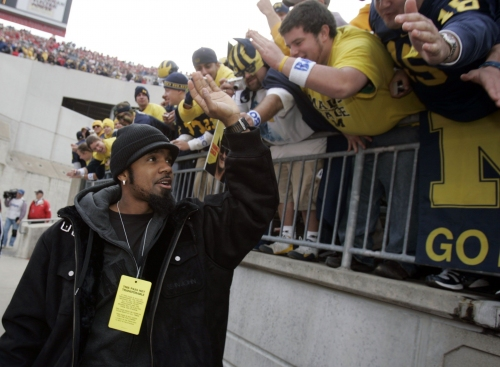 Charles Woodson: Michigan hasn't emphasized Ohio State game enough