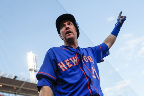 Mets' Todd Frazier expected quick return but still not sure of timetable