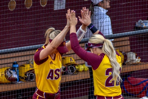 ASU Softball: Macha, Hackbarth shine in Sun Devils' win over Ole Miss to advance to regional final