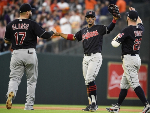 Cody Allen grinds out 5-out save for Cleveland Indians with Andrew Miller out with back spasms