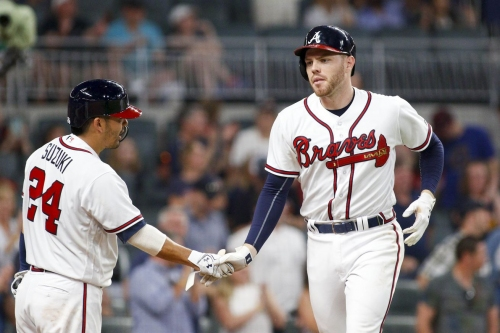 Braves offense comes alive in 8-1 win over Marlins