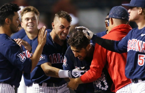 Photos: Best images from Arizona Wildcats' 2018 season at Hi Corbett Field