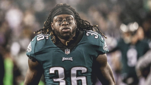 Eagles RB Jay Ajayi denies L.A. Mansion owner's accusations of vandalism